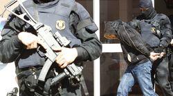Arrestation à Barcelone d'un