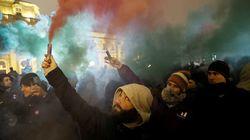 Ουγγαρία: Διαδηλώσεις στη Βουδαπέστη κατά του «νόμου της δουλείας» του