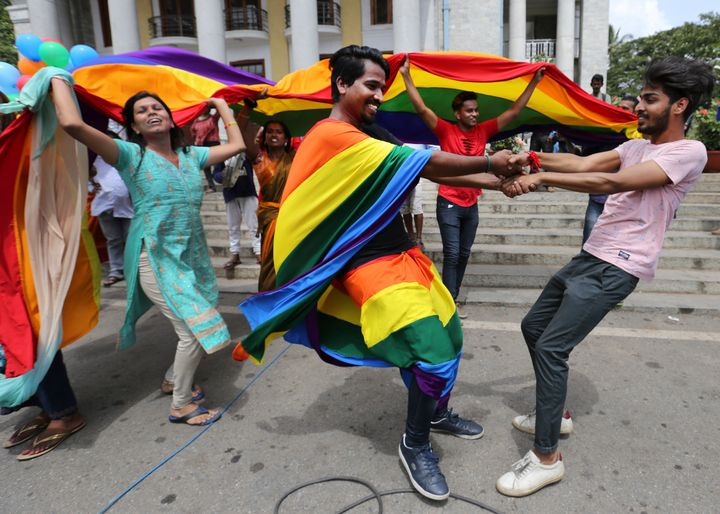 Before it was struck down by India's highest court, a colonial-era law made gay sex punishable by up to 10 years behind bars.