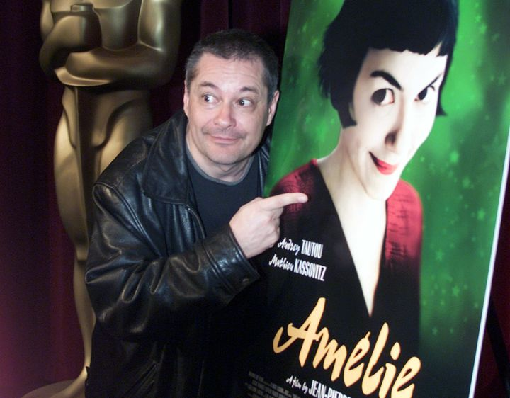 """""""Amelie"""" director Jean-Pierre Jeunet, who presumably liked his film.<a href=""""https://www.google.com/imgres?imgurl=http://www."""