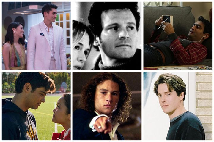 Behold: the best boyfriends in rom-com history.