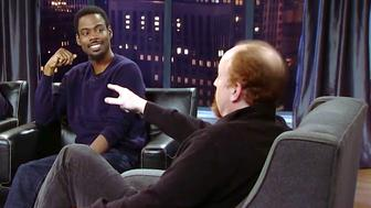 "Chris Rock and Louis C.K. on ""Talking Funny."""