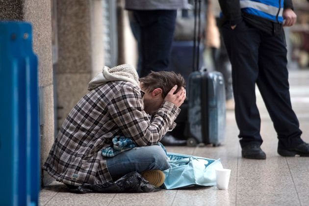 George Osborne denies his austerity caused homelessness crisis: 'It's not a lack of
