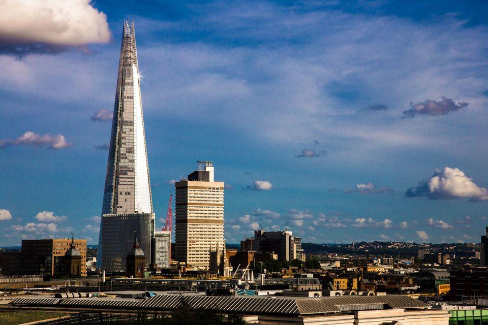 The Shard Renzo Piano (Λονδίνο - Το Θραύσμα...
