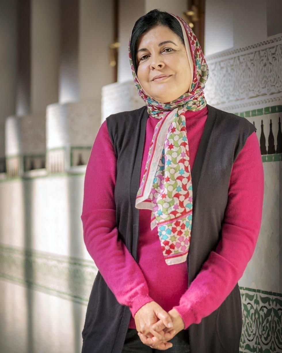 Le coup de gueule d'Asma Lamrabet face à la montée de l'idéologie