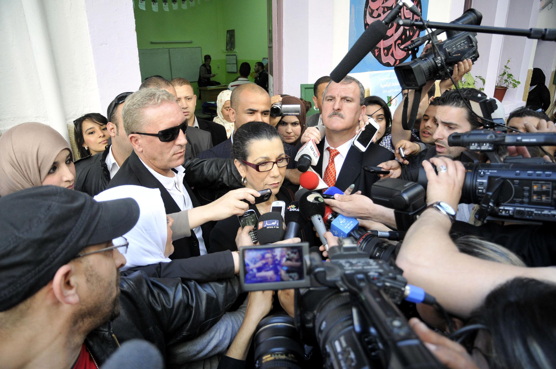 Louiza Hanoune réélue secrétaire générale du Parti des