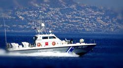 Δύο συλλήψεις φερόμενων διακινητών μετά τον εντοπισμό σκάφους με μετανάστες στην