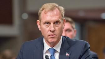 Patrick M. Shanahan appears before the United States Senate Committee on Armed Services on his nomination to be US Deputy Secretary of Defense on Capitol Hill in Washington, DC on Tuesday, June 20, 2017. Credit: Ron Sachs / CNP *** Please Use Credit from Credit Field ***