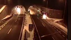 Κι όμως, βγήκε ζωντανός: Τρομακτικό τροχαίο στη Σλοβακία, με αυτοκίνητο να