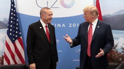 Συζήτηση Τραμπ- Ερντογάν για «αργή και πολύ συντονισμένη» αποχώρηση των δυνάμεων των ΗΠΑ από τη