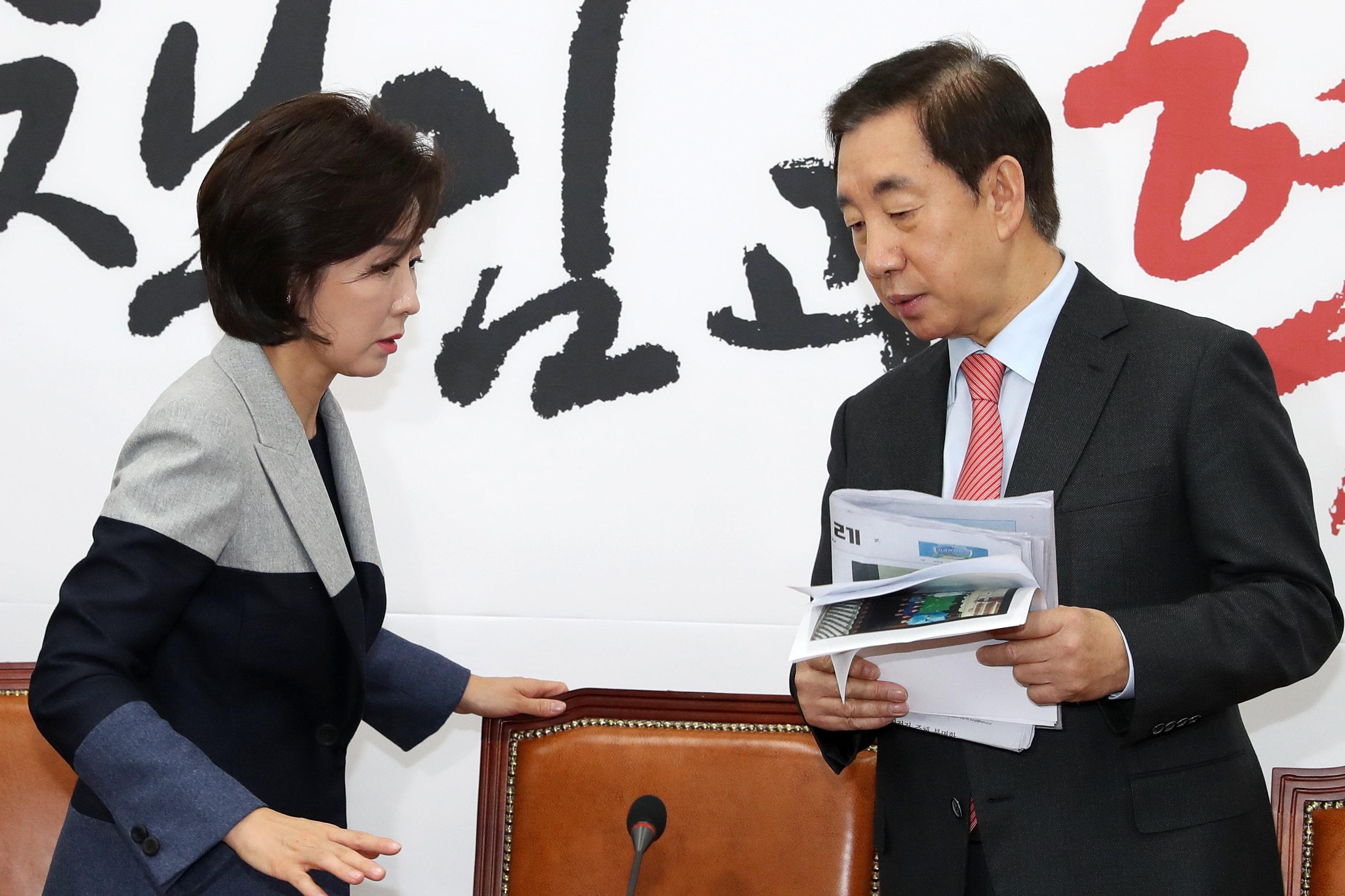 김성태 딸 후임은 계약직…'맞춤형 정규직' 채용의혹