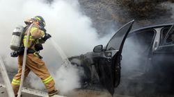 BMW가 차량화재 원인을 은폐·축소했다는 조사결과가