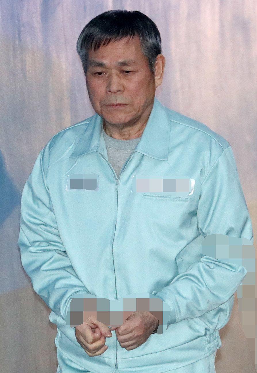 수감 중인 이재록