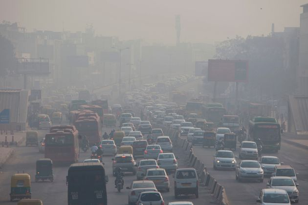 Delhi Air Quality 'Severe' For Third Consecutive