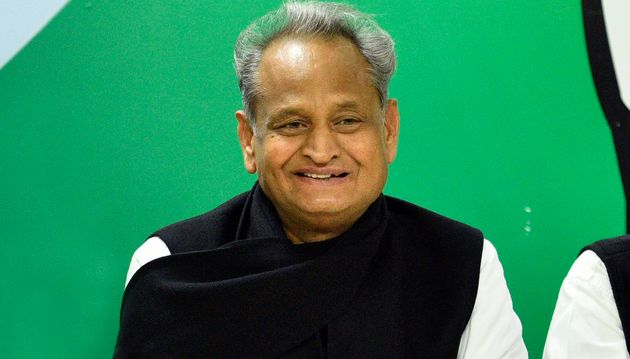 Rajasthan CM Ashok Gehlot Expands Cabinet, 23 Ministers Take