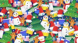 Christmas Eve Puzzle: Can You Find The Hidden