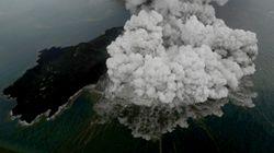 Έκρηξη σαν της Ινδονησίας στο ηφαίστειο της Σαντορίνης προβλέπει καθηγητής του Πολυτεχνείου