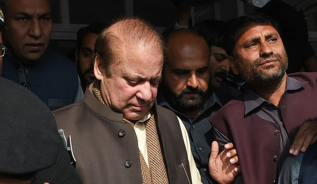 Nawaz Sharif Gets 7 Years In Jail in Al-Azizia Case, Acquitted In