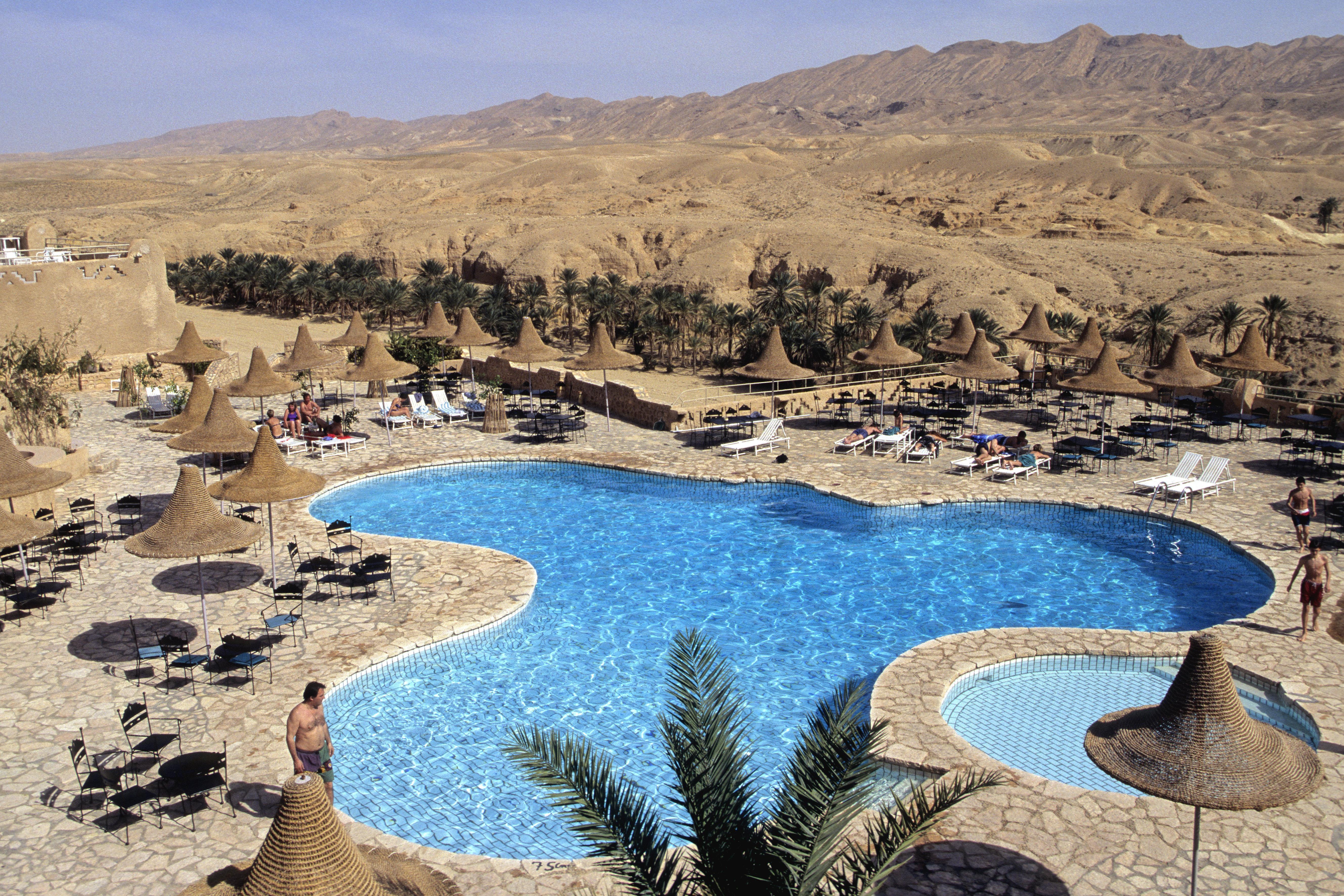 À Tozeur, les hôtels affichent complets pendant les vacances