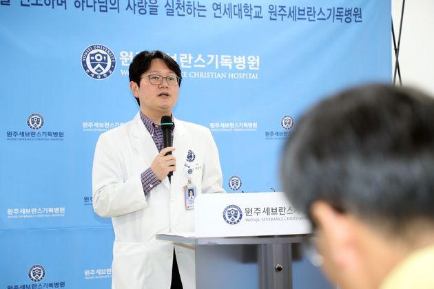 '강릉 펜션 사고' 원주에서 치료받던 피해 학생이 의식을 완전