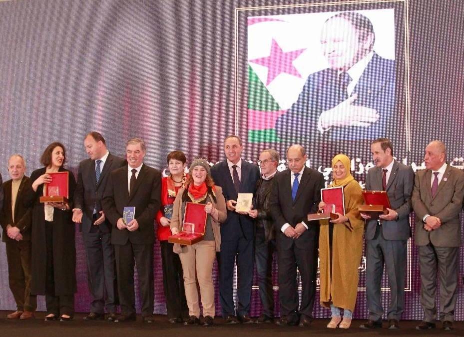 Prix Assia-Djebar: Nahed Boukhalfa, Mhenni Khalifi et Ryad Girod