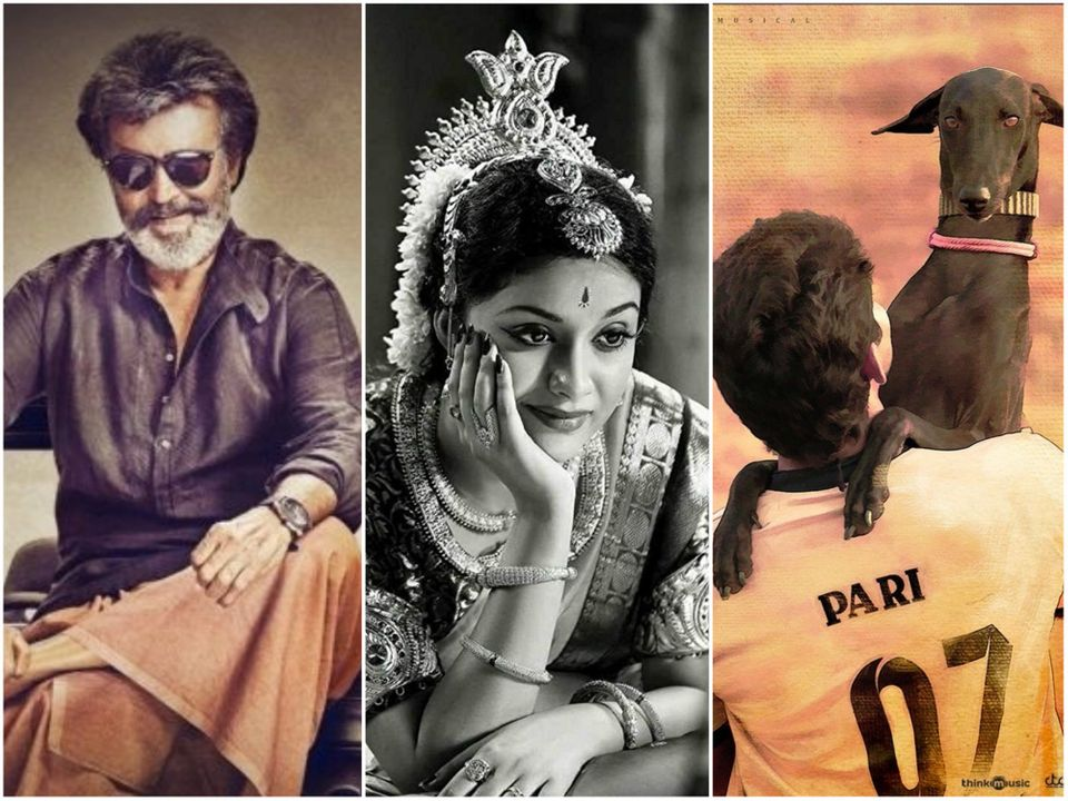From 'Kaala' To 'Pariyerum Perumal', The Best Tamil Films Of