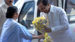 'Talks For Federal Front Will Continue': KCR After Meeting Mamata
