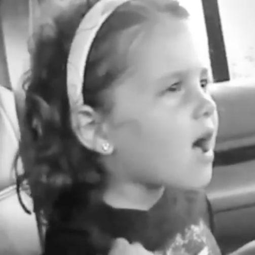 Enfant, Ariana Grande imitait déjà parfaitement Céline