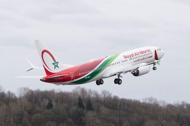 La Royal Air Maroc reçoit son premier Boeing 737