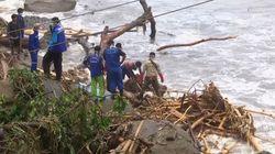 Indonesia Tsunami Death Toll