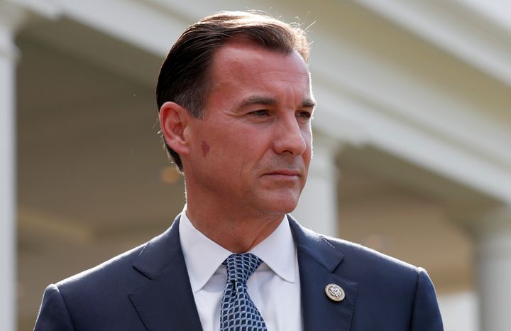 Rep. Tom Suozzi (D-N.Y.) in Washington in September 2017. He has declined to side with constituents in their fight to stop a
