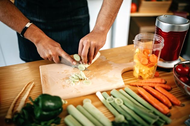 Plan for your meal prep and you'll be less likely to order pricey