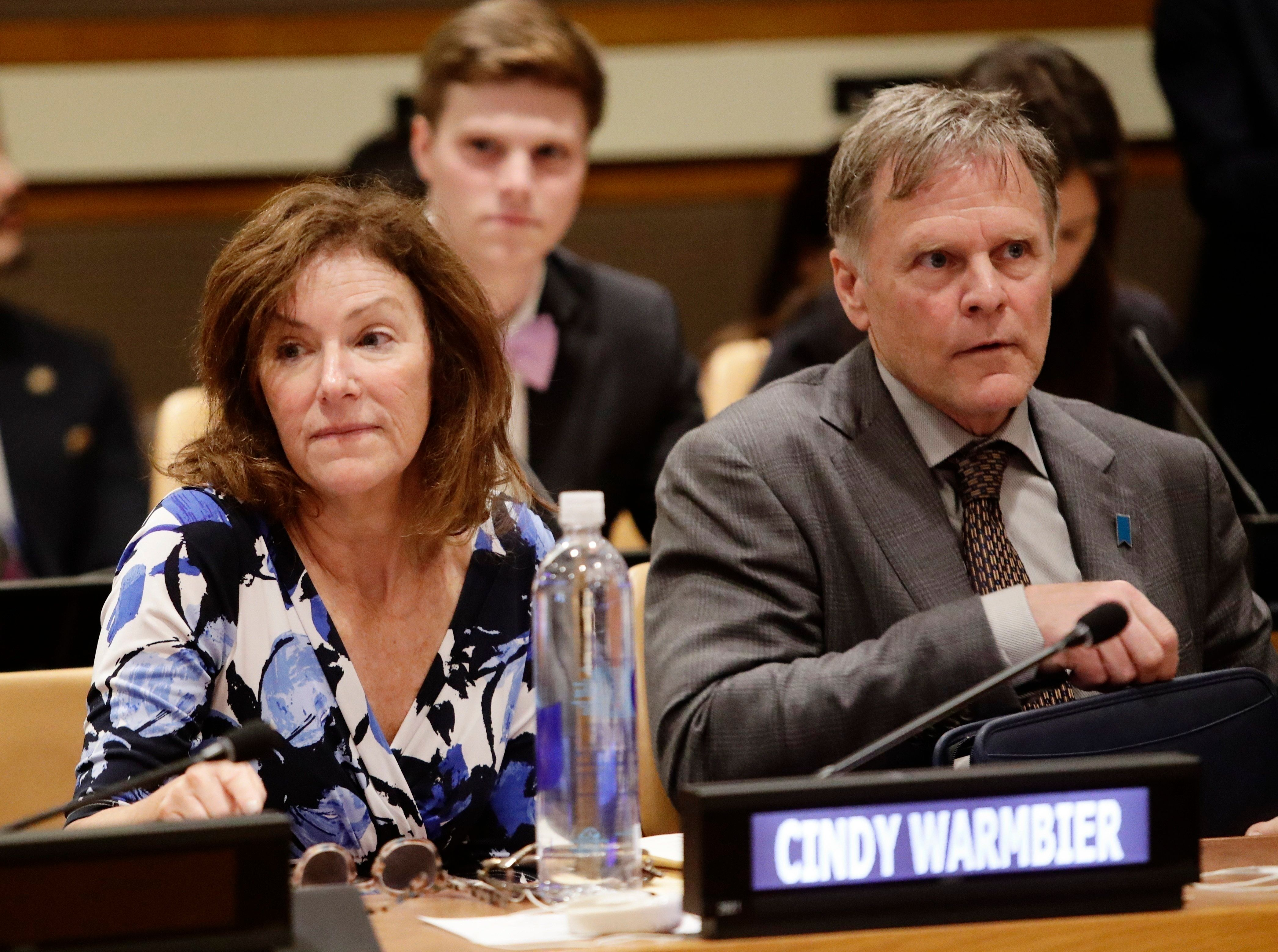 Otto Warmbier: Family given £390m payout after North Korea death