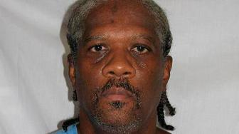 FILE - This undated file photo provided by the California Department of Corrections and Rehabilitation shows inmate Kevin Cooper. The California death row inmate with some high-profile supporters is asking Gov. Jerry Brown to appoint an independent special master to reinvestigate the case and oversee new DNA testing. Cooper on Friday, Aug. 17, 2018 asked the Democratic governor to take the extraordinary steps that he says would show he is innocent and that law enforcement officials planted false evidence. (California Department of Corrections and Rehabilitation via AP, File)