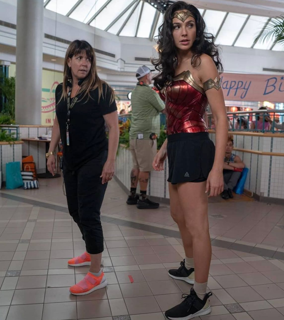 Gal Gadot's 'Wonder Woman 1984' News Will Make You Stand Up And