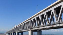 Modi To Inaugurate India's Longest Rail-Road Bridge