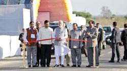 PM Modi Inaugurates India's Longest Rail-Road Bridge In