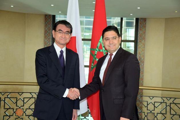 En visite officielle au Maroc, le ministre nippon des Affaires étrangères affirme la position anti-Polisario...