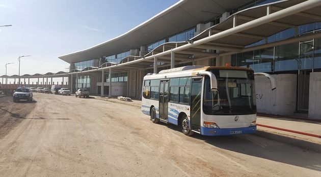 Oran: la nouvelle aérogare internationale opérationnelle avant l'été
