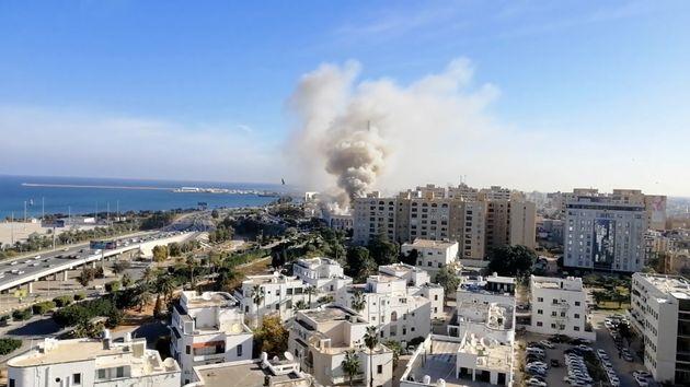Attaque contre le ministère libyen des Affaires étrangères: Une ouvrière marocaine parmi les