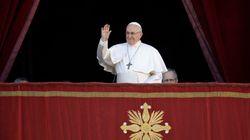 Syrie, Yémen, conflit israélo-palestinien: Le pape en appelle pour Noël à la fraternité et à la