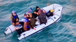 Forty Migrants Make English Channel Crossings On Christmas