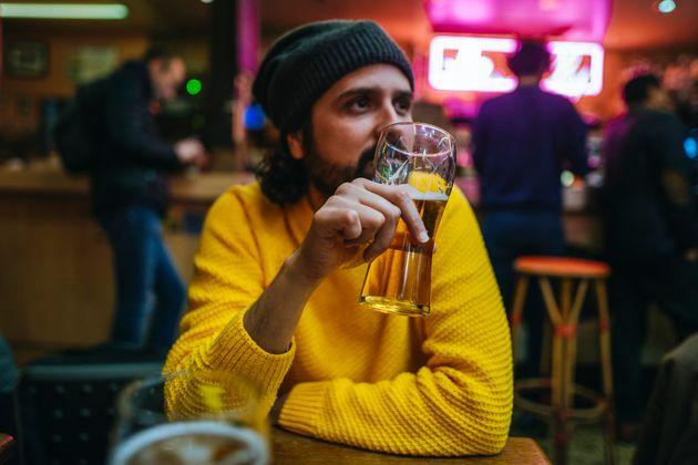 Le Tunisien et l'alcool: Les 5 signes d'une soirée bien