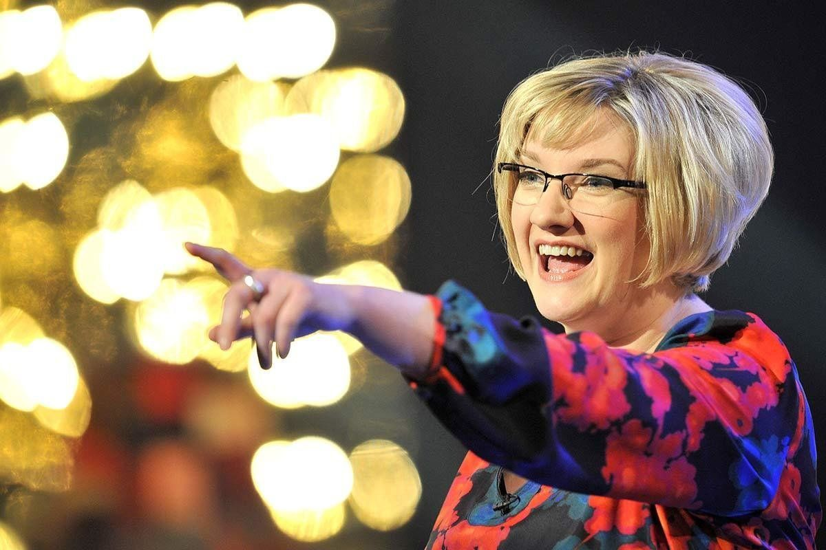 <p>The comedian is a well-known fan of Bake Off - and also presented the celebrity-heavy Sport Relief version of the show, so she's had plenty of practice. </p>