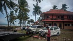 Indonesia Tsunami Survivors Remain Jittery As Death Toll Hits