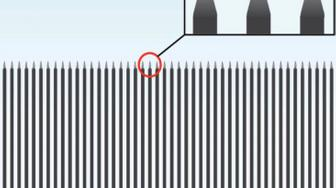 "Trump's border wall has morphed into a ""slat fence."""