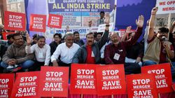 Nation-wide Bank Strike Today, 10 Lakh Employees Protest