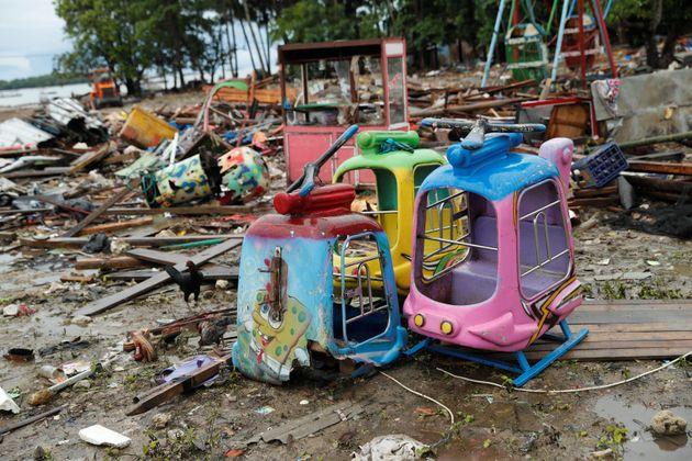 Iνδονησία: Τουλάχιστον 429 νεκροί και πάνω από 1.400 τραυματίες από το φονικό