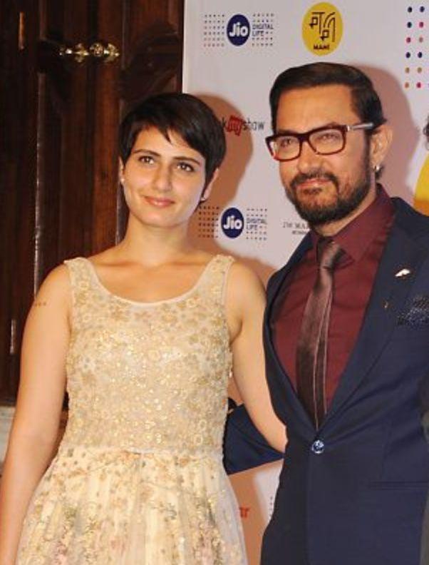Fatima Sana Shaikh Breaks Her Silence On Alleged Relationship With Aamir