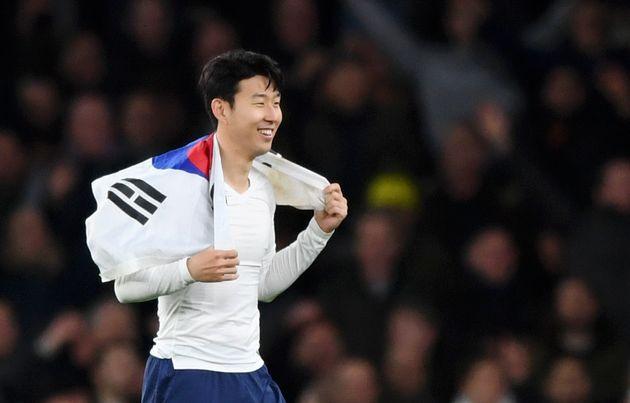 손흥민이 가디언 선정 '2018 최고의 남자 축구선수 100인'에